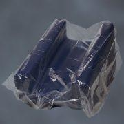 Midine Sterile Plastic Pillow Covers -0
